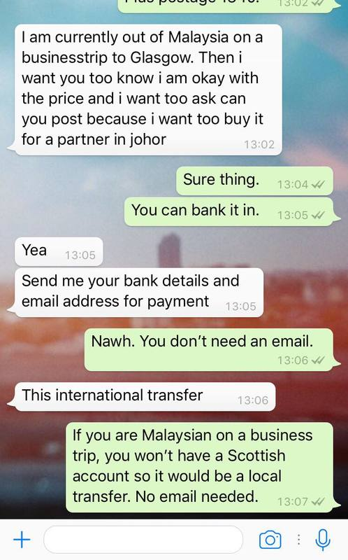6 ways to avoid scams when trading online in Malaysia | AskLegal my