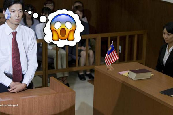 Home list witness in court2