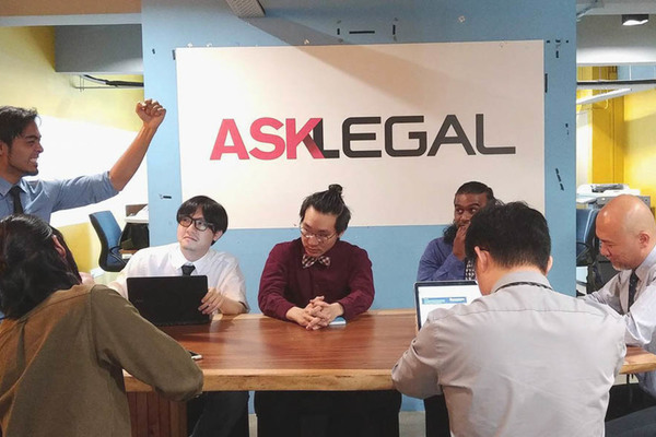 Home list asklegal s first agm