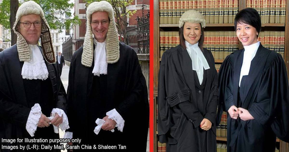 Why do Malaysian lawyers and judges dress so funny? | AskLegal.my