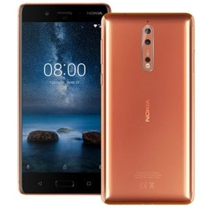 Top 5 Mid-Range Mobile Phones: Nokia 8