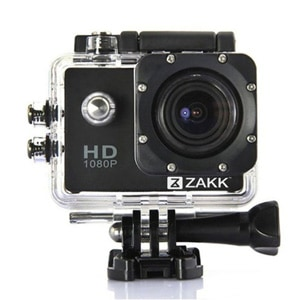 Zakk Waterproof HD Action Cam
