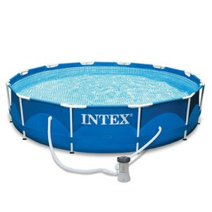 Intex Pool With Filter