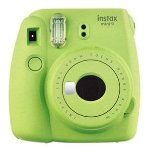 Fujifilm 14 MP Instax Mini 9 Instant Camera With 10 Sheet Mini Film