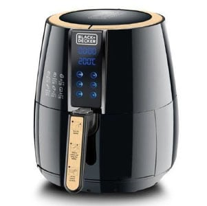 Black & Decker Digital Air Fryer 4 Liter