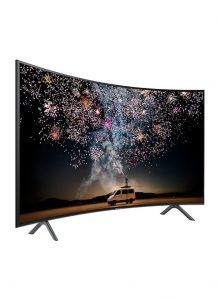 تلفاز سامسونج ذكي منحني 65 بوصة 4K UHD | Samsung 65 Inch Curved Smart 4K UHD TV
