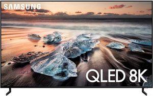 تلفاز سامسونج ذكي 75 بوصة 8K UHD | Samsung 75 Inch Q900 QLED SMART 8K UHD TV