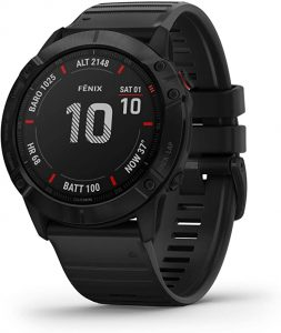 ساعة ذكية جارمن فينيكس 6 اكس برو | Garmin Fenix 6X Pro
