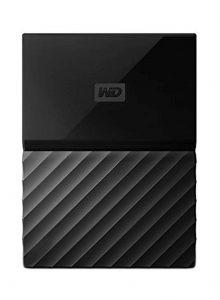 محرك اقراص خارجي ويسترن ديجيتال ماي باسبورت 2 تيرابايت | Western Digital My Passport HDD