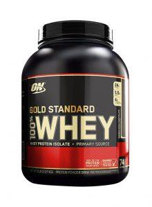 مسحوق بروتين لبناء العضلات اوبتيموم نيوتريشن جولد ستاندارد %100 مصل الحليب | Optimum Nutrition Gold Standard 100% Whey