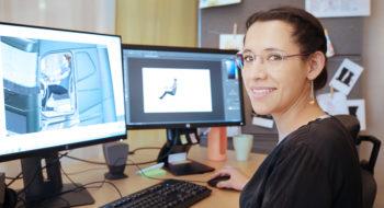 Pamela Ruiz Castro, forskarassistent vid Högskolan i Skövde