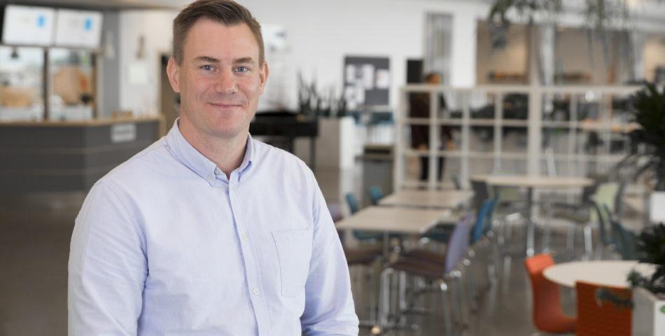 Tobias Björck, koordinator för ASSAR.