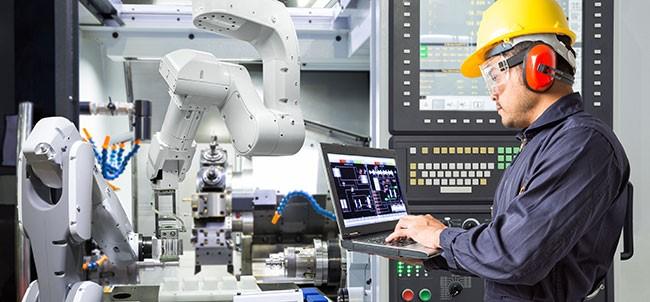 Virtuella fabriken.
