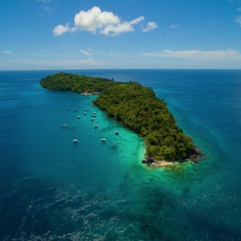 Pulau Rubiah