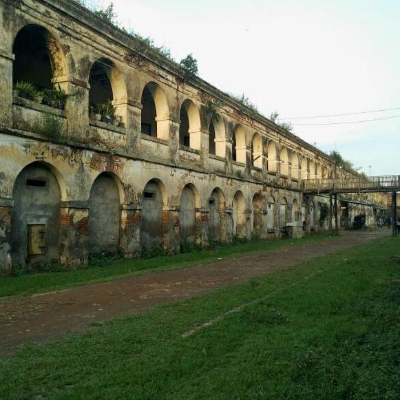 Benteng Pendem Ambarawa