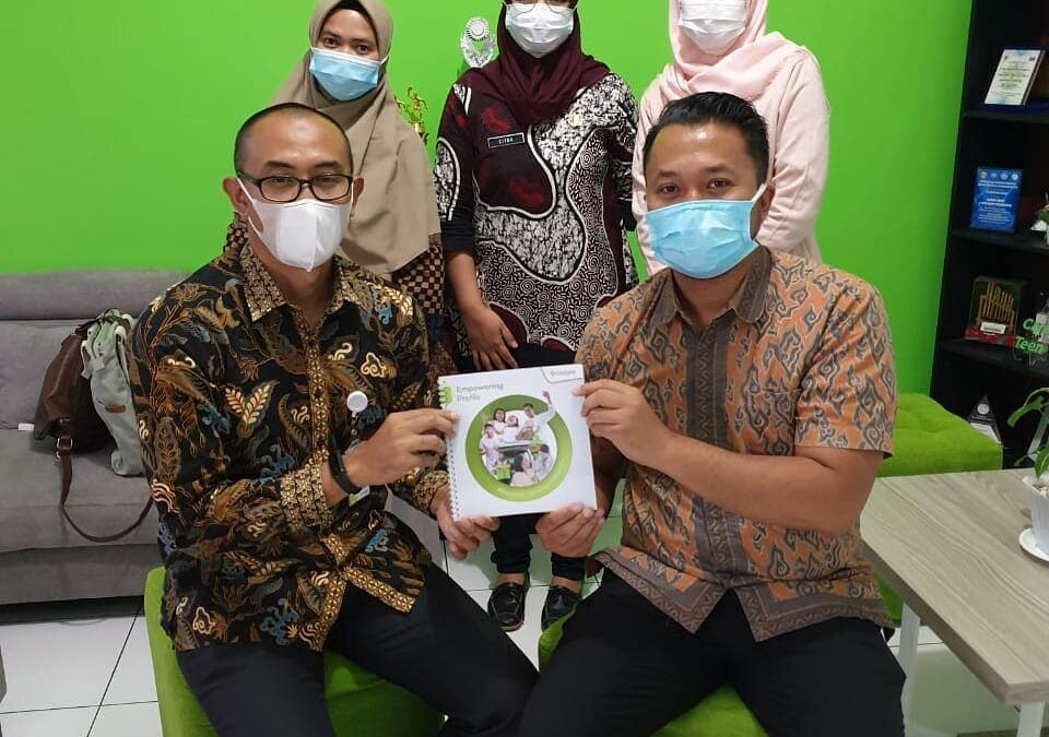 HEALTHY DESIRES WELCOME TO AUDIENCE OF THE PROVINCE WEST JAVA