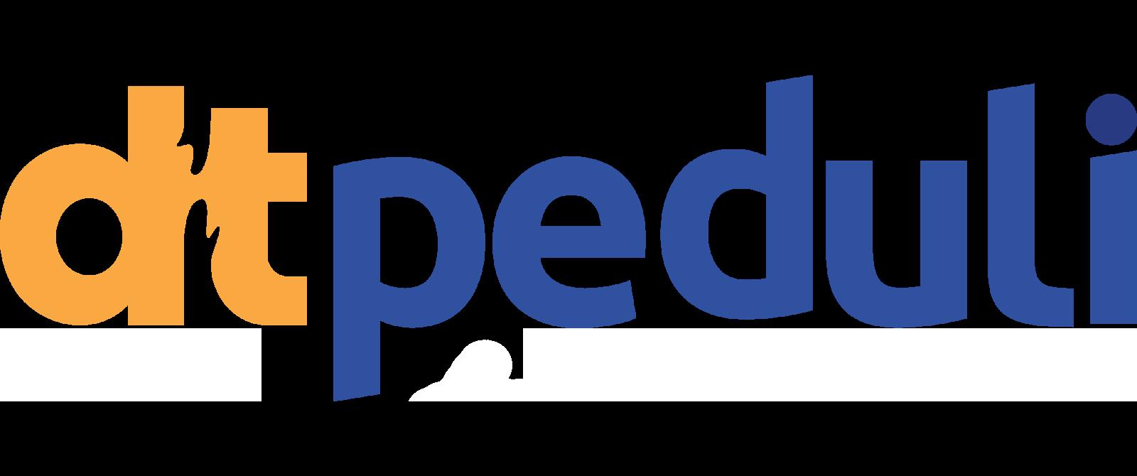 logo dtpeduli BARU