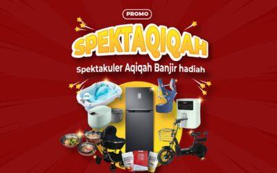 SPEKTAQIQAH #promo #aqiqah