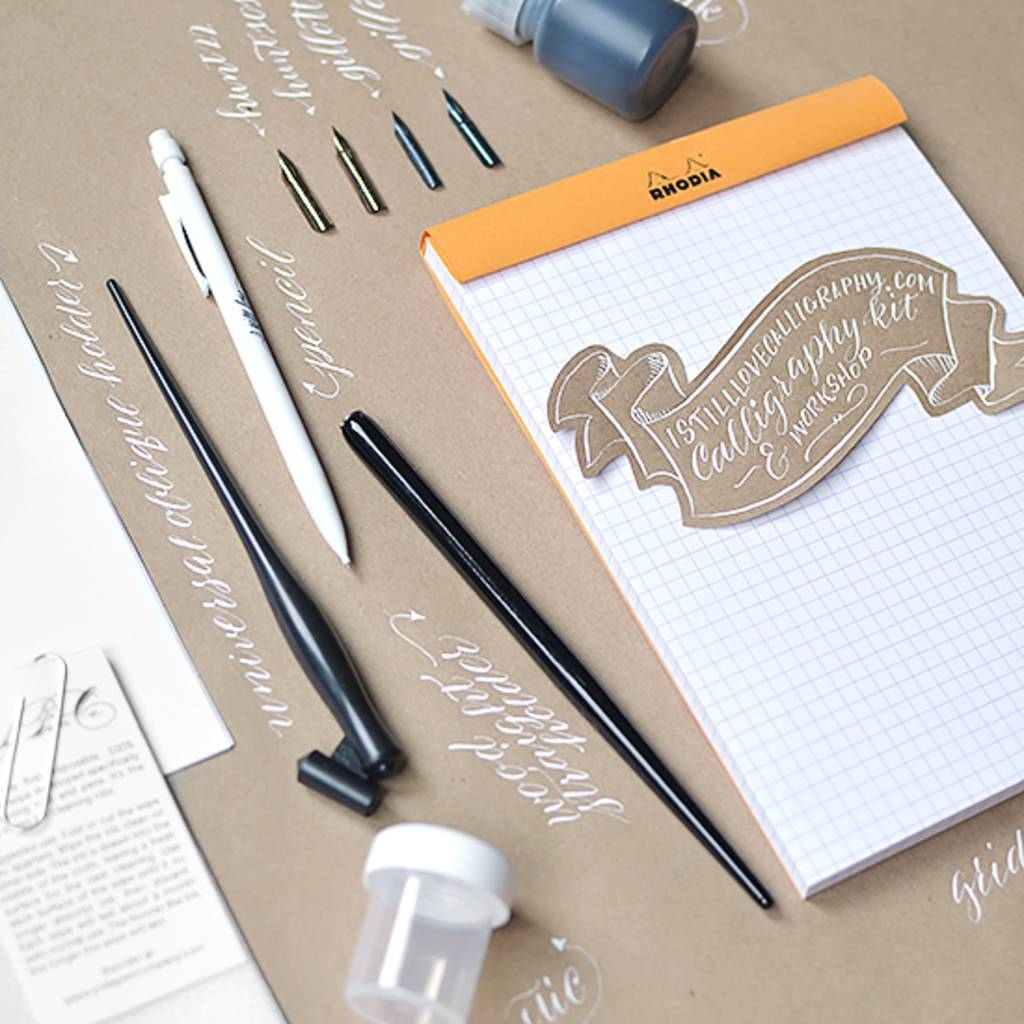 The Modern Calligraphy Kit