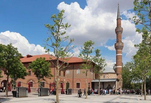 Hacı Bayram Mosque