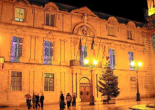Aix en Provence Hotel de Ville