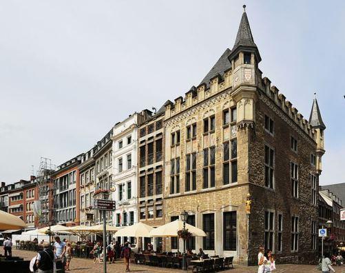 Haus Lowenstein, Aachen - Holidayen