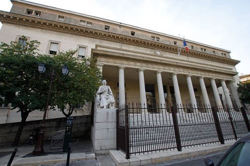 Aix en Provence Palais de Justice