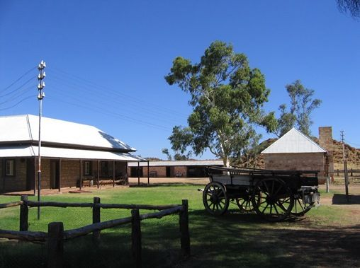 Telegraph Station Historical Reserve