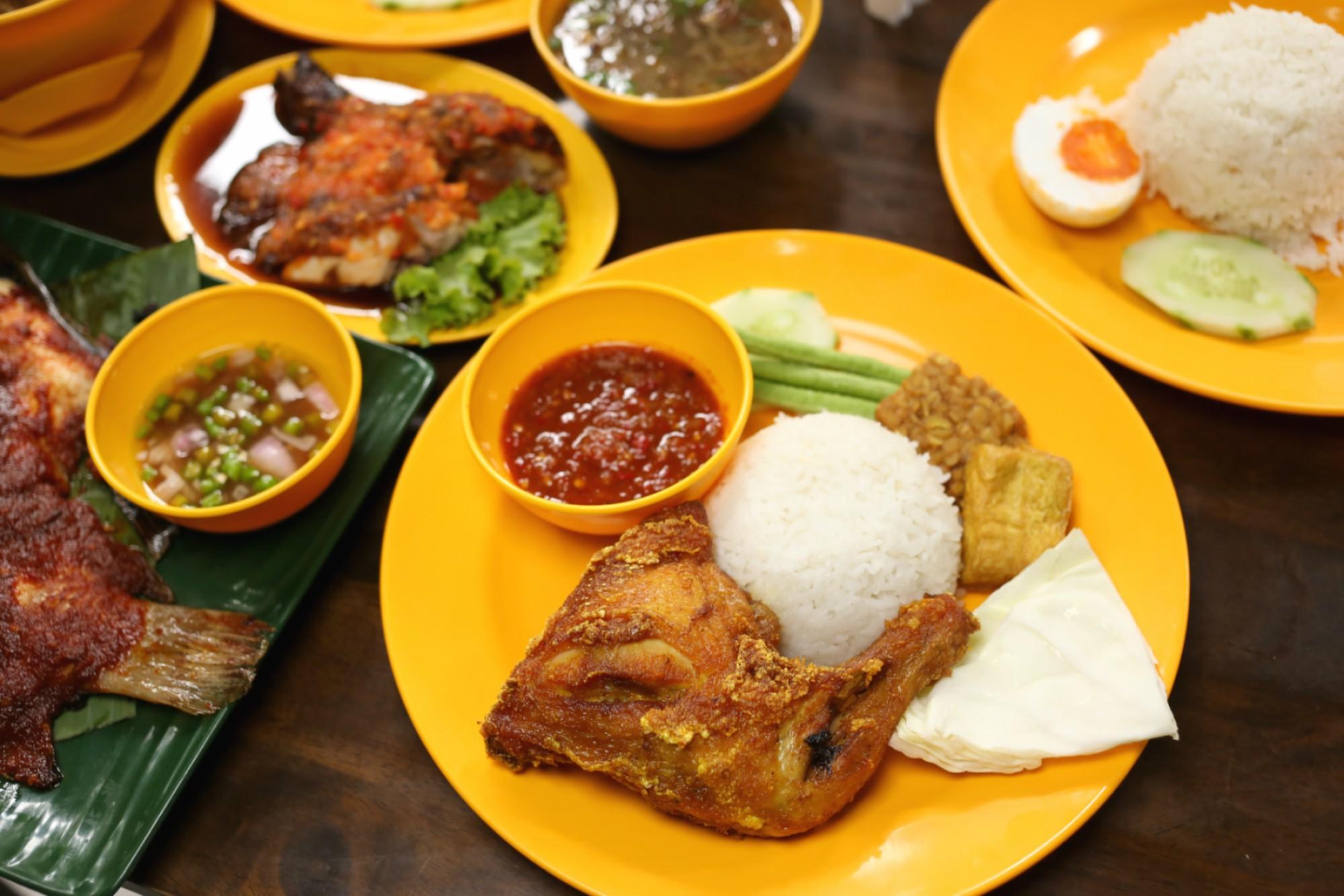 jalan jalan cari makan  picks Resepi Nasi Goreng Sotong Kering Enak dan Mudah