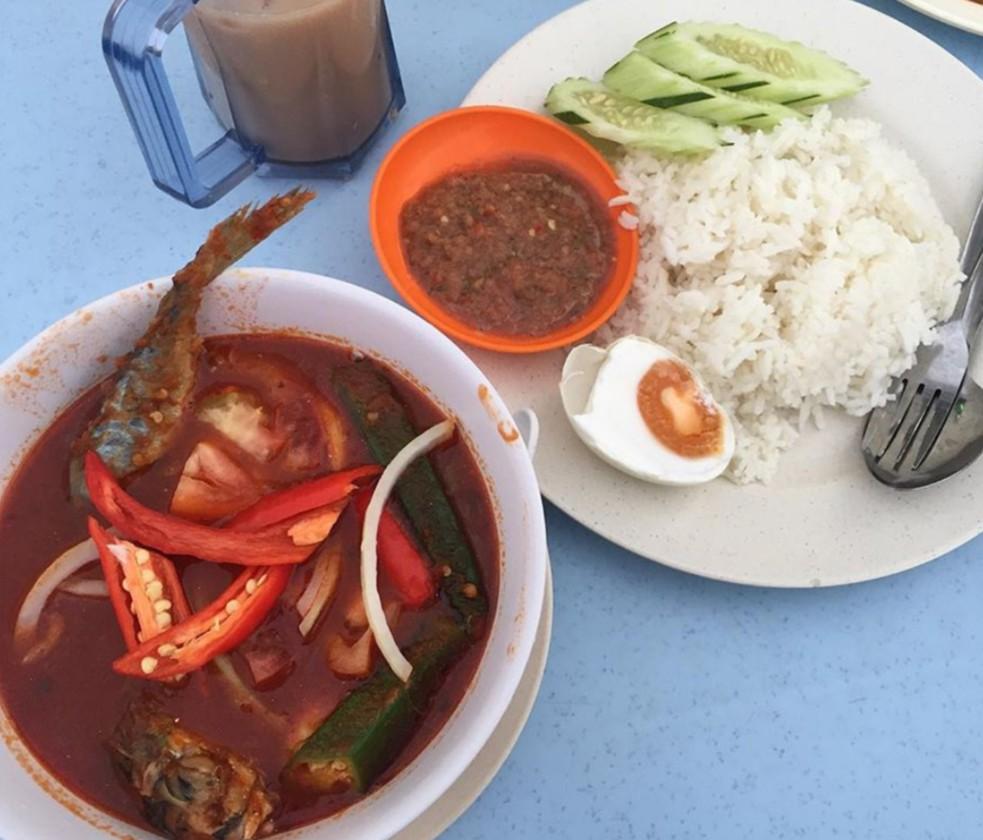 jalan jalan cari makan makan Resepi Udang Berlada Enak dan Mudah