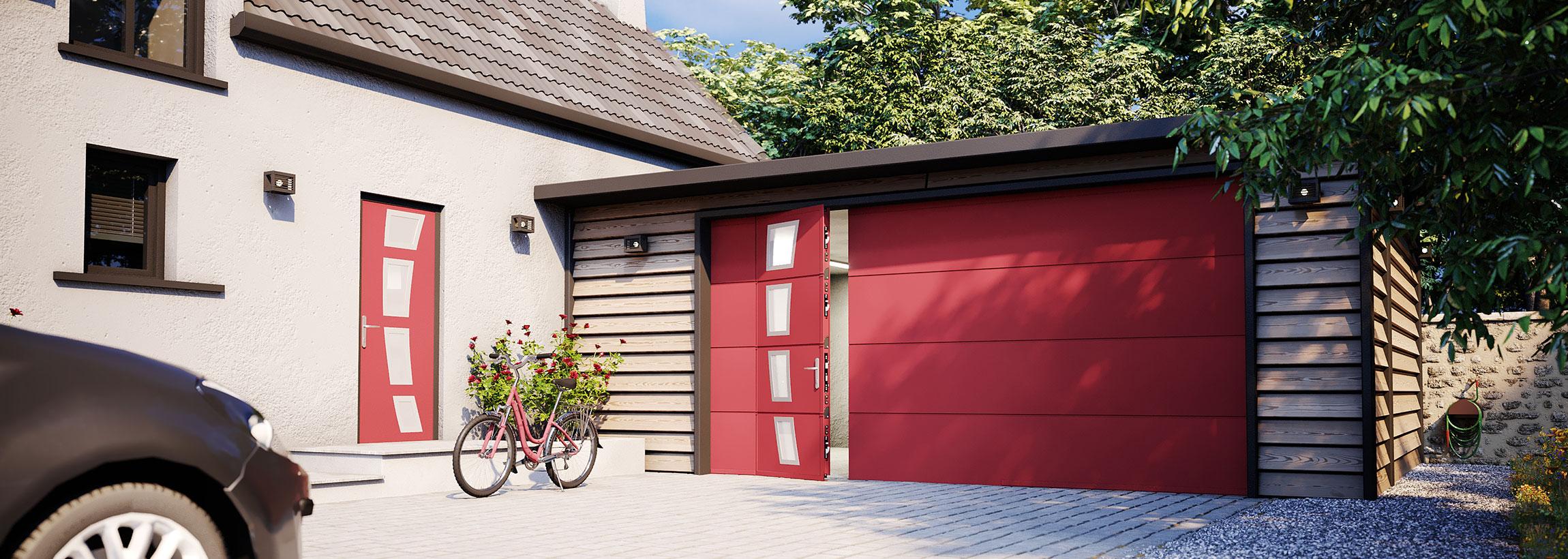 Anjou Confort - Portes de garage