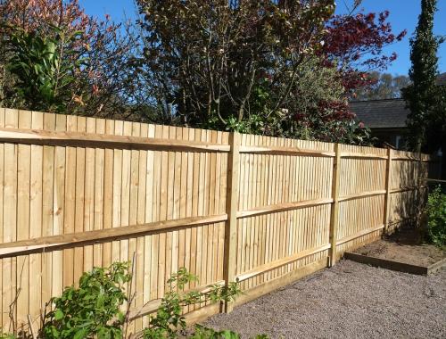 Pose de clôture et claustra