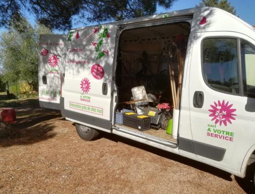 service de jardinage Vendée