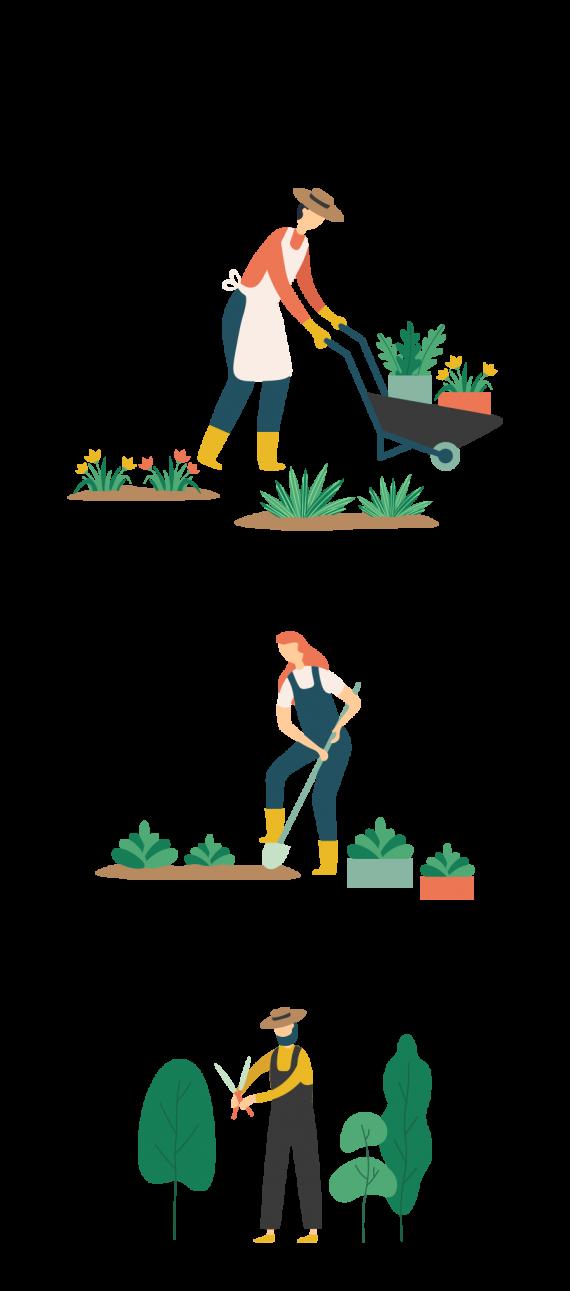 entretien aménagement de jardin Vendée