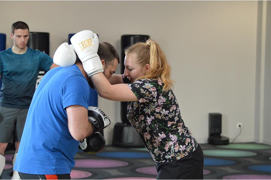 cardio-kickboxing Bressuire