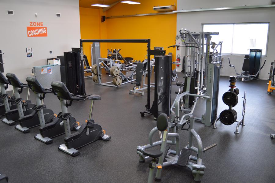 machines cardio et musculation Bressuire