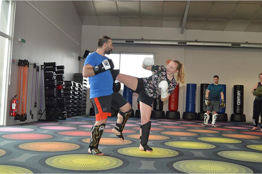kickboxing Bressuire