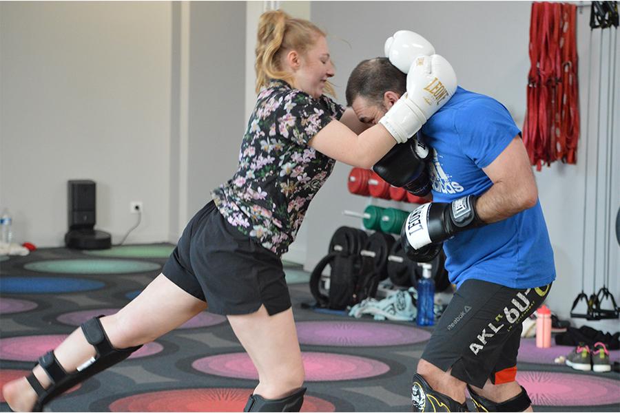 sport de combat kickboxing Bressuire