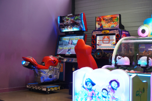 Espace arcade