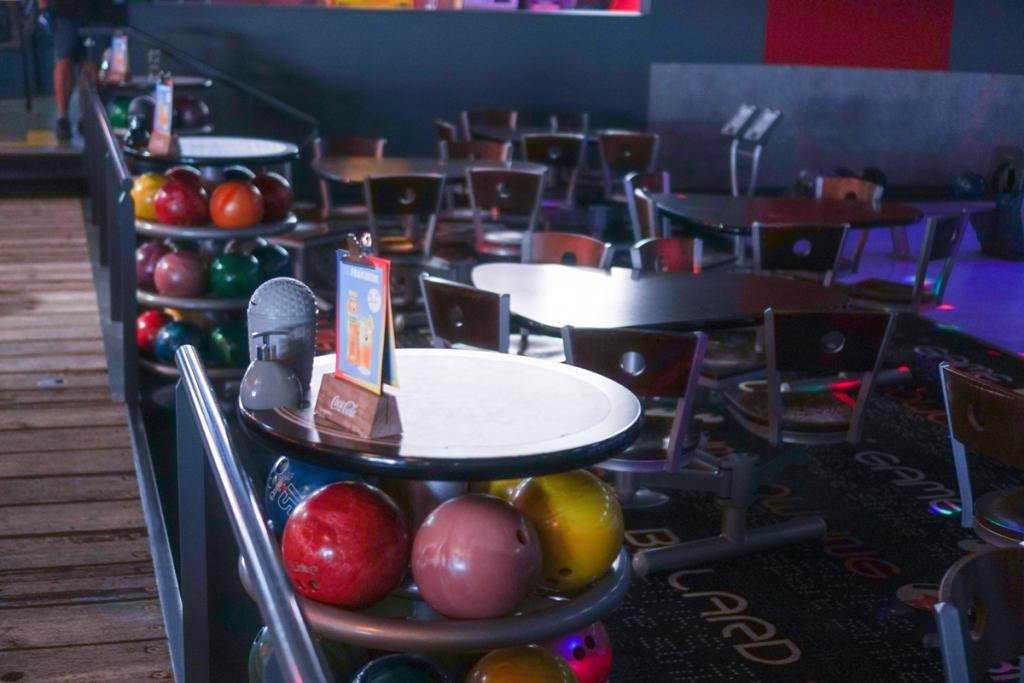Fun bowling 85