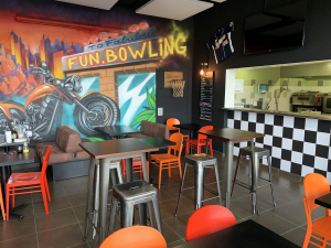 La petite Brasserie du bowling - Intérieur