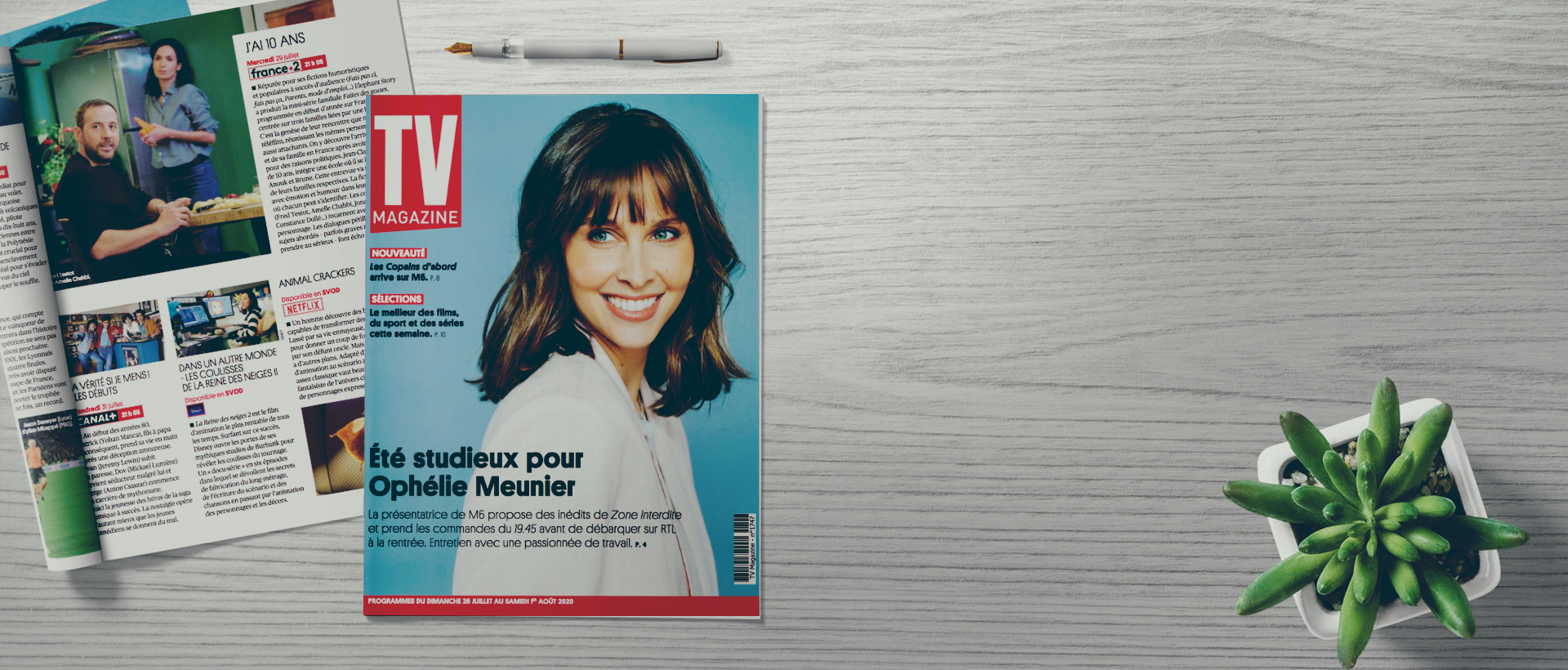 TV MAG OUEST
