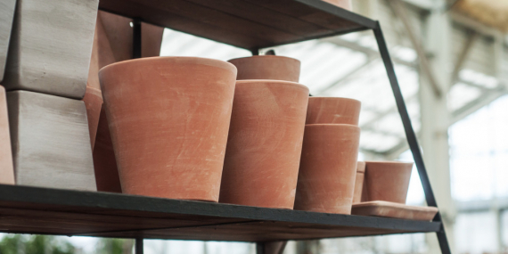 Décoration, Poteries et contenants | La Serre Tixier, Jardinerie Horticulture