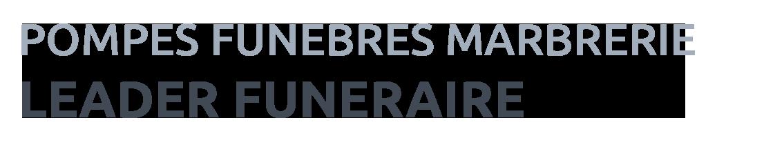 logo PF LEADER FUNERAIRE