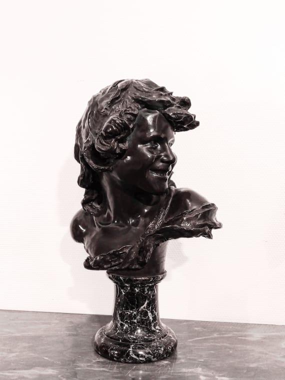 Statue | Le Bonheur du jour de Nantes | Antiquaire d'art à Nantes