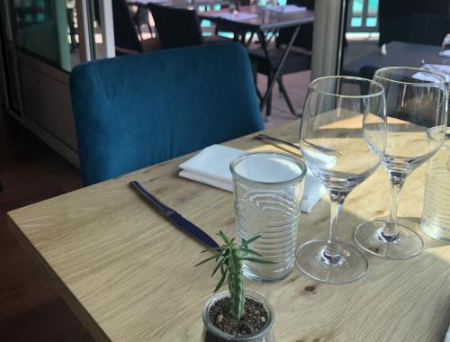 restaurant terrasse Villevêque