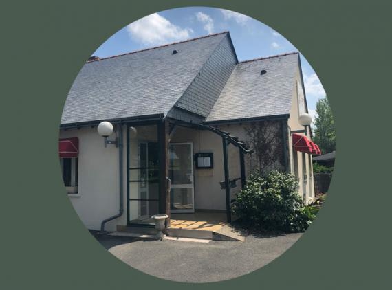 restaurant chaleureux Villevêque