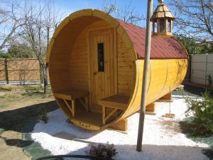 TONNEAU - Sauna N.1