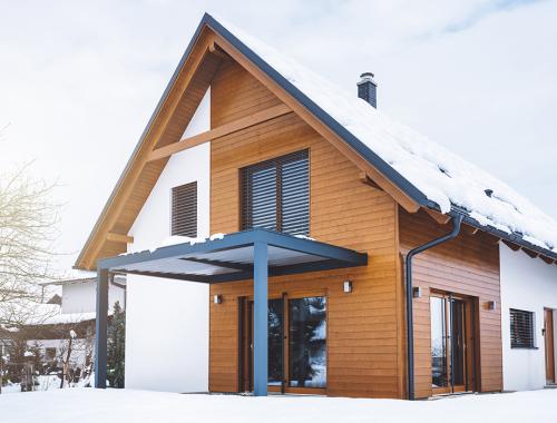 Les avantages d'une maison en bois | M' Le Bois