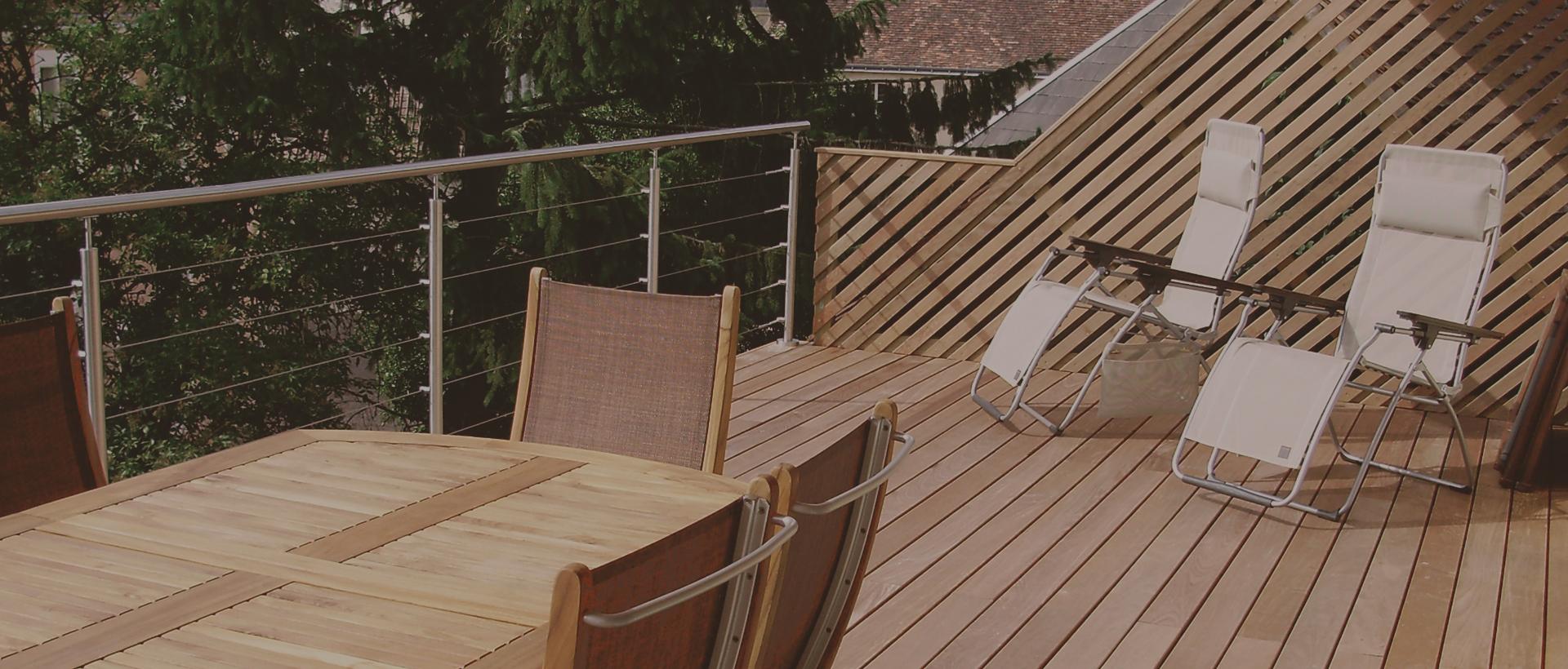 terrasses en bois M'Le Bois